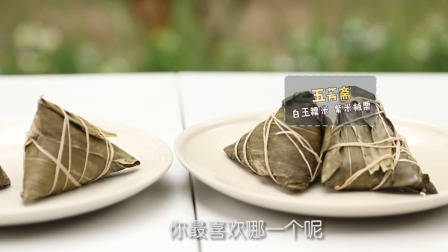 觅食小宝 第一季 稻香村、五芳斋,5款大品牌粽子谁值得买?