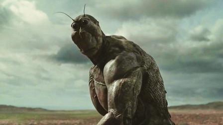 人类将蟑螂送往火星,500年后长成这副模样,除了呆萌还有些可怕!