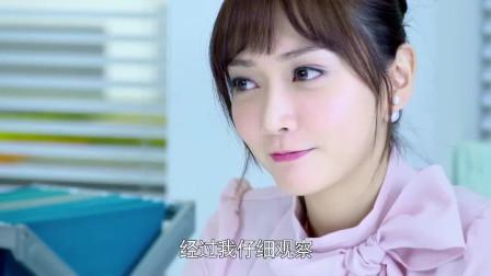 《职场是个技术活》女孩不仅长得漂亮还那么有本事,总裁看在眼里!