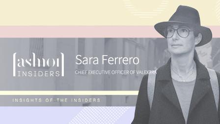 Sara Ferrero:内敛的激情
