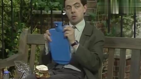 憨豆先生:憨豆先生独特的奶茶做法,太搞笑了,拯救不开心!
