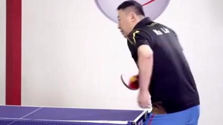 乒乓球教学:马琳教你直板常用发球技术,看完你学会了吗?