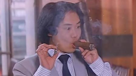 钱作怪:许冠英大秀球技任性撒钱,黄锦燊被打脸啪啪啪!