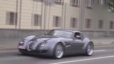 复古超跑 威兹曼GT_MF5_纯粹的_V10排气声浪