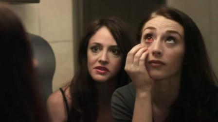 美国惊悚片《神秘感染》:3天时间,见证美女蜕变成行尸走肉!