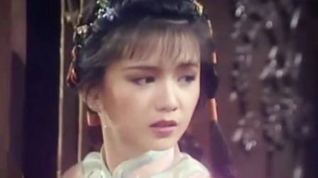 出演雪山飞狐的女演员中最美苗若兰非她莫属