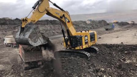 老板新买辆卡特挖掘机,来看看这台挖机性能怎么样?一台要多少钱