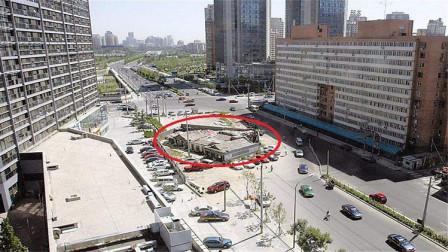 中国最牛钉子户,占据北京市政干道7年之久,却败给现实欲哭无泪