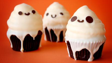 呱唧呱唧 · 可爱小幽灵蛋糕