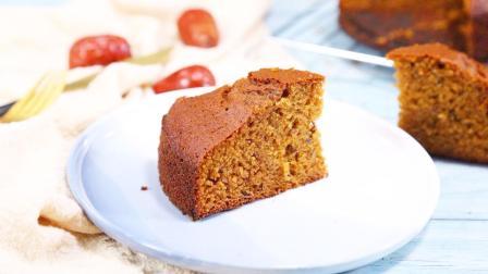 红枣蛋糕别出去买了,有了这个配方,自己在家做,简单方便又美味