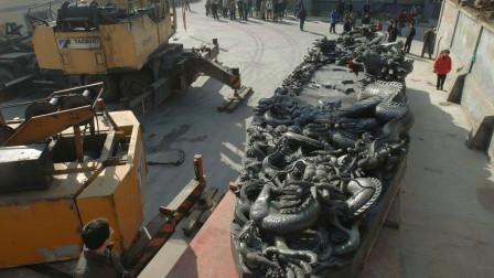 世界上最大的砚台,重量达到80吨,专家估价2亿人民币!