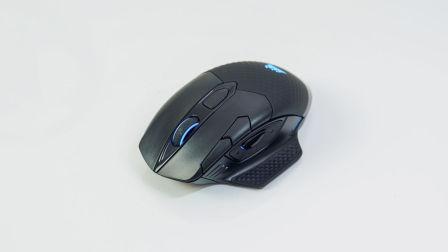 全球首款支持Qi无线充电的电竞鼠标 海盗船DARK CORE RGB SE体验