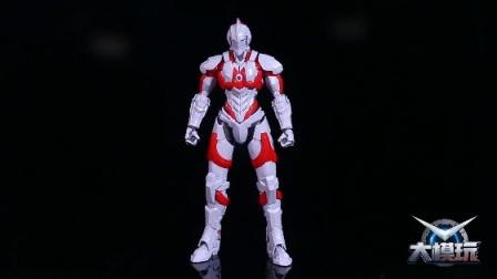 御模道拼装版机动奥特曼, 穿着盔甲的奥特战士!