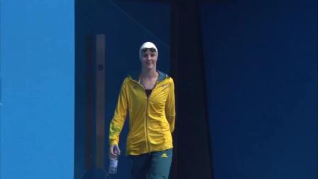 精彩回顾:伦敦奥运会女子50米自由泳半决赛,真好看!