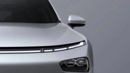 小鹏汽车P7官图曝光,轿跑形极简设计很性感!