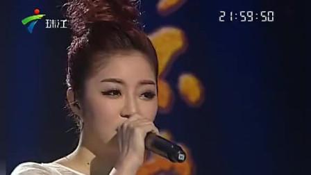 美女再唱谭咏麟的《说不出再见》, 深情演绎粤语经典,听醉了