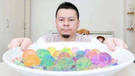 """试玩五颜六色的""""霸王珠"""",它肯定会让宝宝们爱不释手!"""