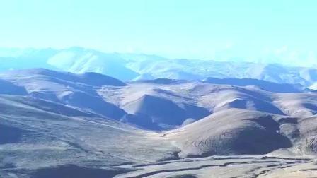 最美西藏:从珠峰观景台看向远方,群山矗立!太壮观了