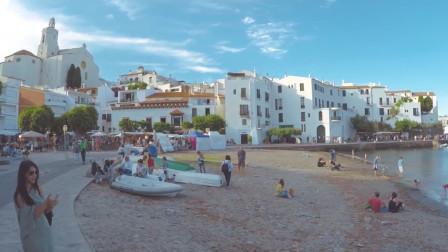 走进西班牙最美小镇,毕加索曾居住于此,真是艺术家的天堂