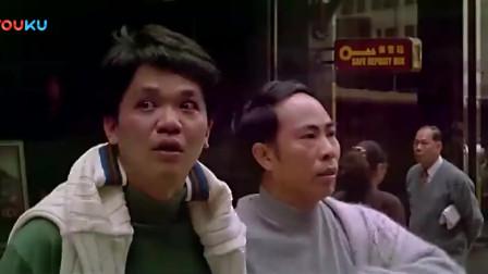 """霹雳先锋:""""大傻哥""""出场就是霸气,连星爷都只能给他当配角"""