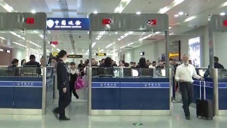 台胞返乡祭祖高峰 晋江国际机场:设专用通道 最快45秒可通关