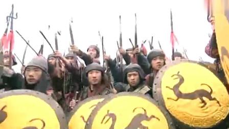 薛仁贵传奇:龙门大阵奥妙无双!叛军入阵尽数被斩!铁世文中数箭后仓忙逃离!