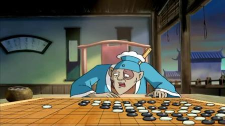 围棋少年:江流儿赢了,保护了彩珍