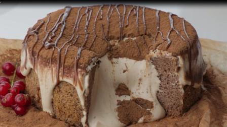 """西点/烘焙教程:网红""""脏脏流心蛋糕""""看了就想吃"""