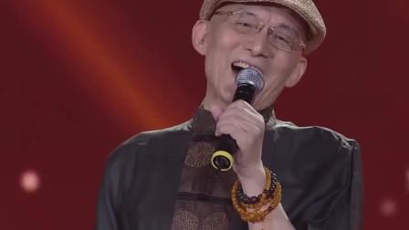 """""""济公""""游本昌当年演戏吃的肘子竟然是臭的,82岁高龄登台献唱"""