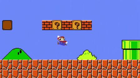 超级玛丽:我没有见过比他还要惨的玛丽!被自己的蘑菇砸死