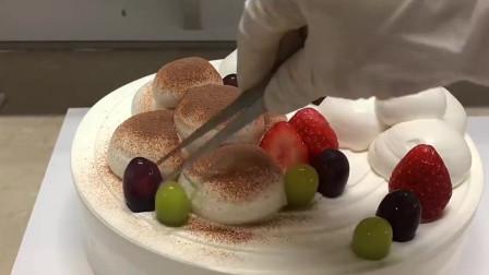 韩国蛋糕抹面师的一天抹面量工作VLOG,巴黎贝甜专业抹面