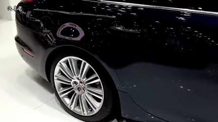 一款降价幅度很大的进口豪车,捷豹XFL,造型非常的具有运动气息
