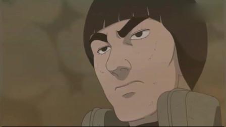 火影忍者:看到鸣人成长的如此迅速,凯连说话都变得不像自己了