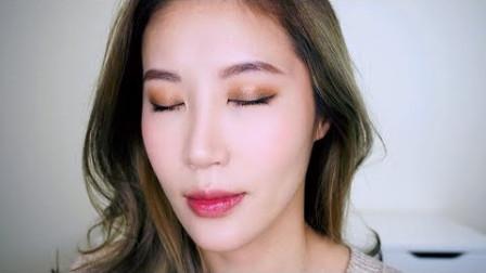 【Celeste Wu 大沛】金矿色妆容分享 - CelesteTerry