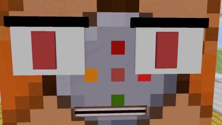 我的世界动画-怪物学院 vs 方块学院-MechanicZ