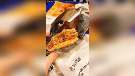 推荐汉堡王的培根牛肉国王堡, 酱料味道超好