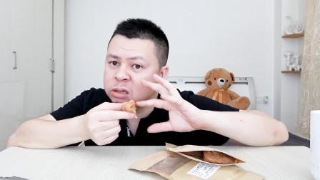"""李大神 试吃北方传统糕点""""驴打滚"""",豆香Q弹,回味无穷!"""