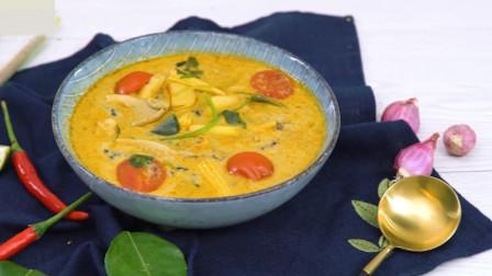 「煲汤教程」惹味素冬阴功汤食谱,十全大补简单做法