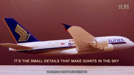 膜拜!用纸板竟然做出波音777客机...超真实!