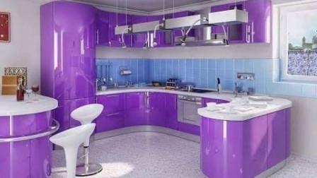 现代节省空间的厨房 - 智能设计——(2倍速)