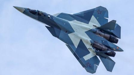 俄称首架量产苏57今年交付,网友:俄技术是否已落后中国?