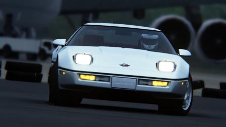 Assetto Corsa — 雪佛兰Corvette C4 ZR1