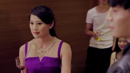 马三顺参加同学聚会,现任女友惊艳出场,抛弃他的前女友脸色变了