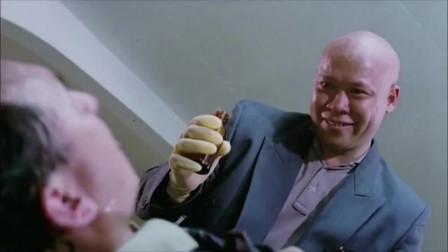 香港黑帮电影:连黑帮老大力哥都被干掉了,古惑仔光头佬不简单