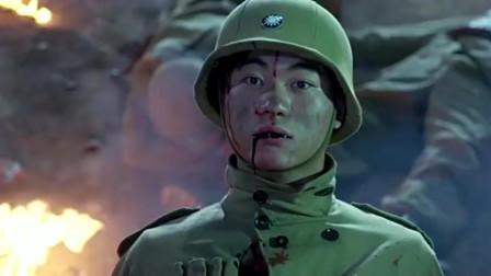 国军特战队被小鬼子包围,没想到关键时刻一群游击队出手相救