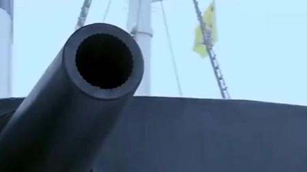 甲午大海战,炮弹击中了日舰弹药库,但是没炸炸,炮弹甚至装不进炮膛