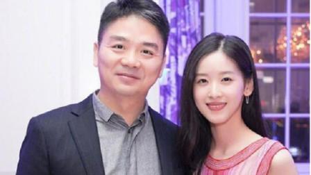 奶茶妹妹和刘强东宣布离婚?京东副总裁朋友圈内容全部曝光!
