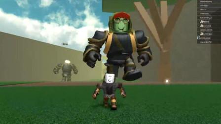 肉肉 roblox模拟游戏57巨人国历险记
