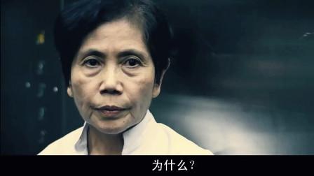 孟兰神功:小伙在电梯里碰到大妈送尸体,大妈对他说这个月别出门会遇到鬼