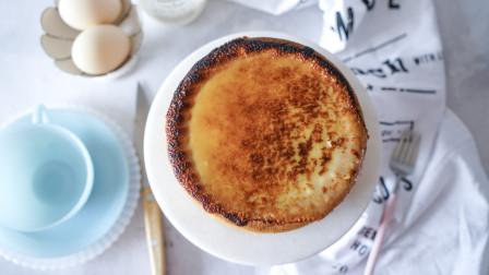 我的日常料理 第二季 制作风靡网络的日本北海道人气甜点-岩烧蜂蜜芝士蛋糕